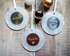 Personalised Memorial Hanging Decoration Remembrance Etsy Christmas, Memories, Decoration, Memoirs, Decorating, Dekoration, Decorations, Embellishments, Remember This