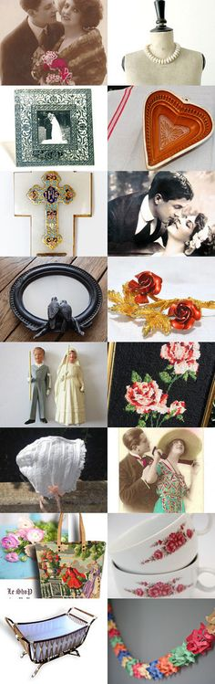 Will you marry me by Audrey on Etsy--Pinned with TreasuryPin.com #Etsy #EtsyFR #FrenchVintage #French #vintage #VintageFinds #vintagefr #lovers #wedding #marriage #love