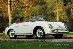 Bilderesultat for porsche 356a speedster