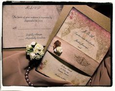 Willow Collection Fall Wedding suite by cuteNtrendy on Etsy, $5.25