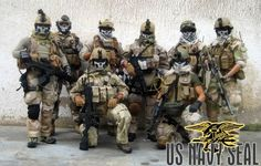 The US Navy seals are capable of operating on Air, Sea and Land. They are otherwise known as the Navy's Sea, Air and Land teams. The US Navy seals are America's top elite Us Navy Seals, Special Ops, Special Forces, Usmc, Marines, Navy Seal Wallpaper, Navy Seal Workout, Seal Team 6, Police