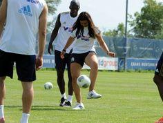 bartoli Olympique de Marseille tênis futebol (Foto: Divulgação/Site Oficial Olympique de Marseille)