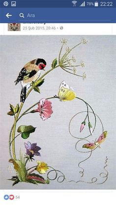 Japanese Embroidery, Crewel Embroidery, Hand Embroidery Patterns, Ribbon Embroidery, Embroidery Kits, Cross Stitch Embroidery, Machine Embroidery Designs, Embroidery Supplies, Embroidery Books