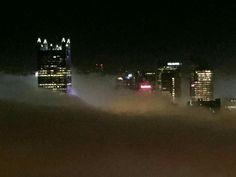Foggy Pittsburgh