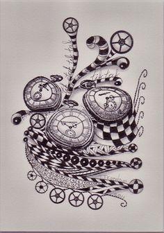 Tineke's Creations: april 2011