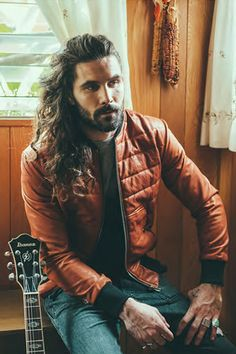 "Beautiful Fül 2013 Fall/Winter ""Midnight Toker"" Lookbook men beard tumblr hair Style beard fashion men"