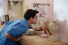 Darren Criss è Andrew Cunanan in American Crime Story Finn Wittrock, Darren Criss Glee, American Crime Story, Darry, Harry James Potter, Glee Cast, Chris Colfer, Evan Peters, Gianni Versace