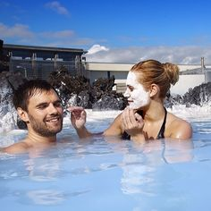 You deserve to pamper yourself, Happy Valentine's day! #BlueLagoon #Iceland #travel