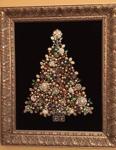 875 best images about Jewelry Art on Pinterest | Christmas trees ...