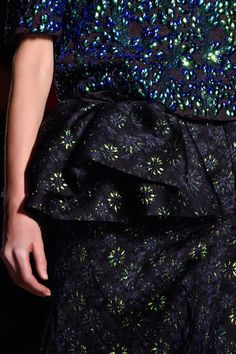 Dries Van Noten at Paris Fall 2015 (Details)