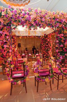 Indian wedding decor #indianwedding