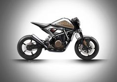 Motorcycles on Behance