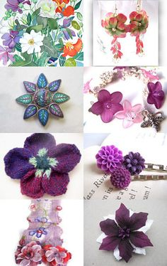 --Pinned with TreasuryPin.com Band, Flowers, Etsy, Accessories, Sash, Bands, Royal Icing Flowers, Floral, Florals