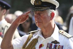 Bahrain: Prince Charles salutes during a remembrance ceremony in Manama, also attended by British war veterans Prince Charles And Camilla, Prince Andrew, Prince Phillip, Hm The Queen, Save The Queen, British Monarchy History, Armistice Day, Duchess Of Cornwall, Prince And Princess