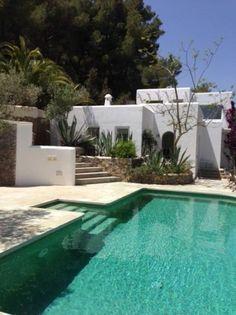 mediterranean homes and decor Spanish House, Spanish Style, Ibiza Style Interior, Casa Loft, Greek House, My Pool, Villa Design, Design Design, Mediterranean Homes