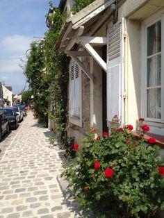 Painters' village - Barbizon, France
