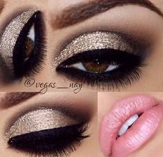 Trendy Makeup Eve !