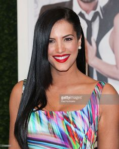Actress Gaby Espino attends the Telemundo press annoucement for 'Santa Diabla' at the Regent Beverly Wilshire Hotel on August 5, 2013 in Beverly Hills, California.