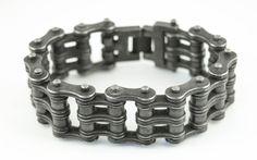 Bike Chain Bracelets Biker Jewelry Wholesale Stainless Steel