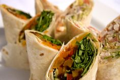 Soy Simmered Chicken Wraps Are  Braces-Friendly & Delicious!