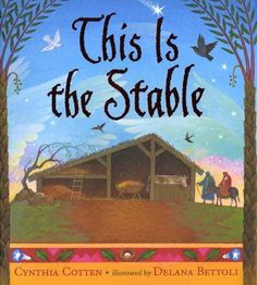 This Is the Stable by Cynthia Cotten, http://www.amazon.com/dp/B00C74YPY4/ref=cm_sw_r_pi_dp_hbnDub0629YC7