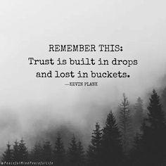Truth is built in drops and lost in bulks.