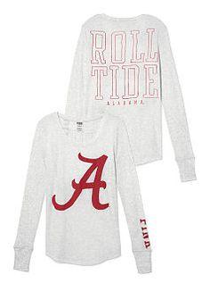 University of Alabama Hoodies, Pullovers, Panties, Campus Pants & More at VS PINK
