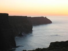 One of the most awesome sights anywhere. Take the boat so you can see them from the ocean side. And stay in Doolin, right down the road--a hotbed of traditional Irish music.