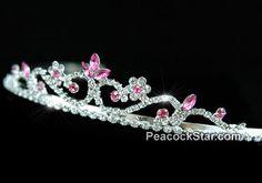 pink tiaras - Google Search