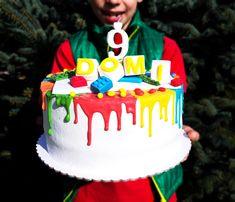#birthday #lego #cake #cakes #torta #cakenorell #fondant #gift Lego Cake, Fondant, Birthday Cake, Cakes, Desserts, Gifts, Food, Tailgate Desserts, Deserts