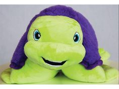 Pillow Pets 45cm Starlight Sandy Turtle