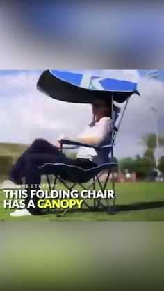 Camping Supplies, Camping Hacks, Camping Chair, Camping Canopy, Camping Needs, Diy Home Repair, Home Gadgets, Cool Inventions, Swinging Chair
