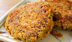 Kinoa Köftesi ile sağlıklı diyet yemeğini doyasıya yiyin!!