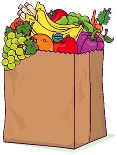 Book: Supermarket and ABC of fruits and veggie book Share this with parents, to do at home with their children The Activity Mom: Grocery Store Learning Activities Fun Learning, Learning Activities, Activities For Kids, Paper Grocery Bags, Food Clipart, Foster Parenting, Parenting Books, Parenting Teens, Parenting Humor
