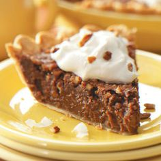 Contest-Winning German Chocolate Cream Pie Recipe. I've won quite a few awards in recipe contests over the past 10 years and am delighted that this luscious pie sent me to the Great American Pie Show finals. —Marie Rizzio, Interlochen, Michigan