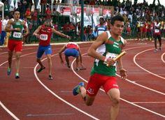 Participar en los centroamericanos de atletismo.