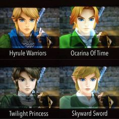 The Adventures of Link WHY CAN'T BOYS IN REAL LIFE LOOK LIKE LINK!?!?!?!?! HYYYYYAAAAAATTTT