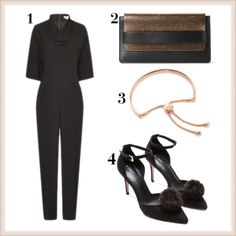 Jumpsuit - evening look
