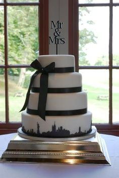 new york inspired wedding cakes 1000 images about wedding on themed weddings 17829