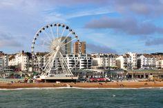Brighton Beach, UK