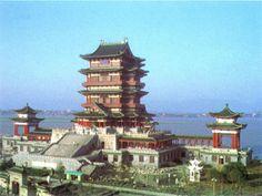 Tengwang Pavilion.  My daughter's birth province, Nanchang, Jiangxi, PRC.