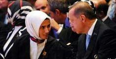 Soumia la fille de président turkiche