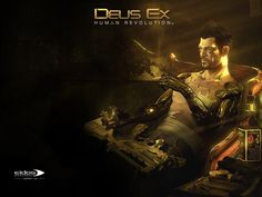 DEUS EX HUMAN REVOLUTION - VIDEO GAME WALL POSTER - 30CM X 43CM PS3 360