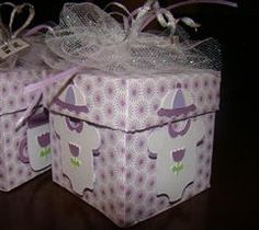 Project Center - Baby Shower Party Favors