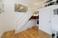 Gorgeous Split Level Studio Flat in London