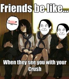 Zwar habe ich keinen Freund aber es ist trotzdem lustig