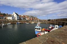 (PHOTO: VisitScotland/ScottishViewpoint) Britain's most picturesque villages  Crail, Fife, Scotland  This charming fishing village in the pretty East Neuk of Fife has cobbled streets that tumble down to the miniature harbour, which is sheltered by cliffs and surrounded by attractive fishing cottages. The 13th-century St Mary's Church is known as one of Scotland's most beautiful ancient churches. Crail Museum, Crail Pottery and the Jerdan Gallery are other top places to visit in the…
