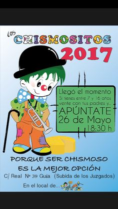 Grupo Mascarada Carnaval: Nueva murga infantil: Los Chismositos