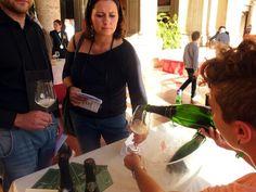Degustazione d'Araprì spumante metodoclassico #RiservaNobile 2011  100 % #bombinobianco #vinoslow