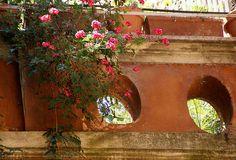 Rom, Via del Pellegrino, Arco degli Acetari